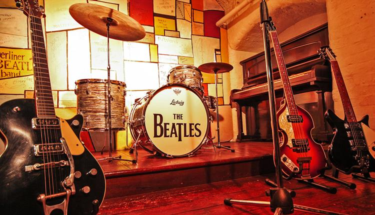 Liverpool and The Beatles Story Day Trip from Manchester