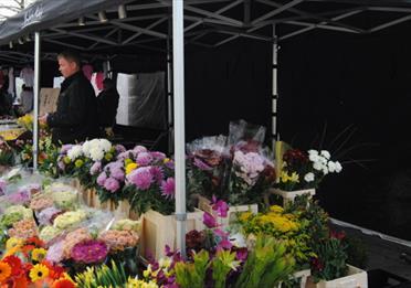 Manchester Flower Market