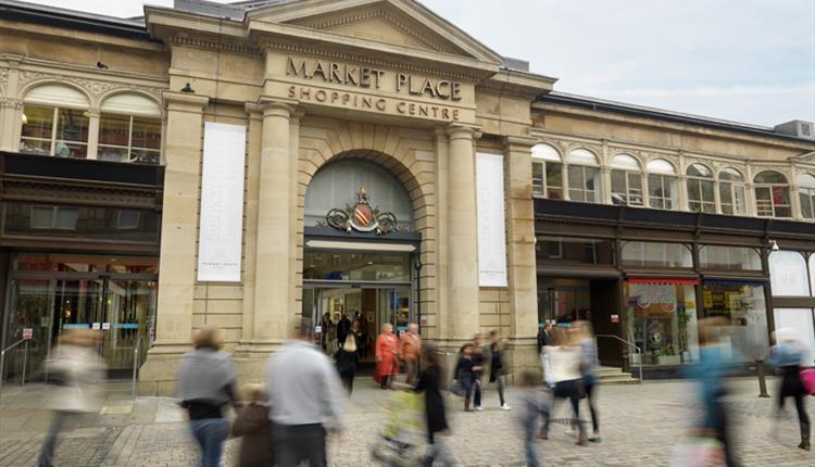 Market Place Shopping Centre