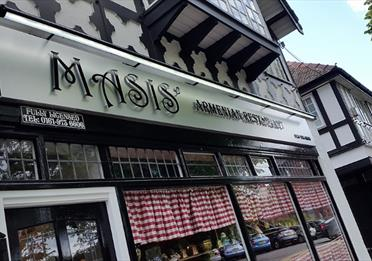Masis' Armenian Restaurant