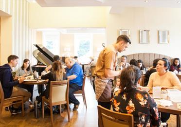 Masons Dining Room at Slattery Patissier and Chocolatier
