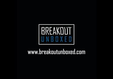Breakout Unboxed Artwork