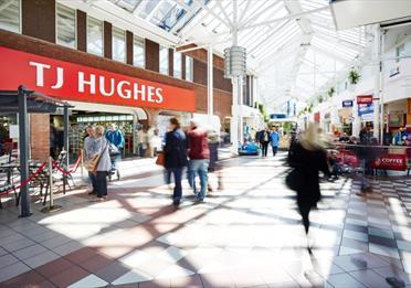 Mill Gate Shopping Centre Bury
