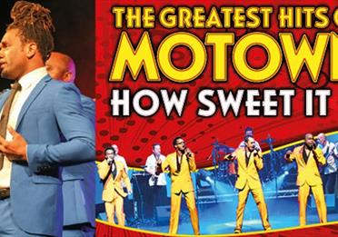 Motown's Greatest Hits: How Sweet it is - Oldham Coliseum Theatre