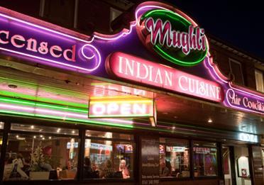 Mughli Restaurant