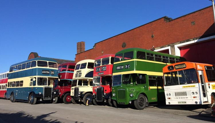 Greater Manchester's Museum of Transport