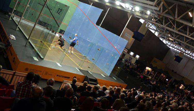 National Squash Centre