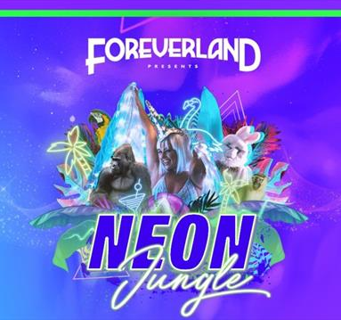 Poster: Neon Jungle