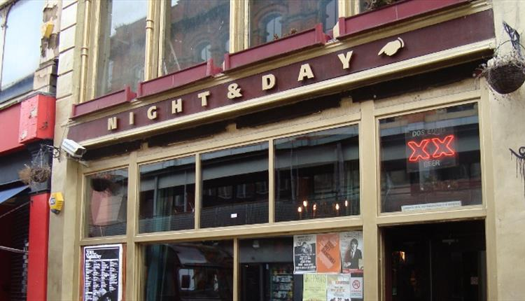 Night and Day cafe