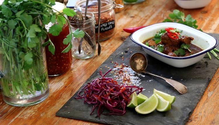 Nila's Burmese Kitchen