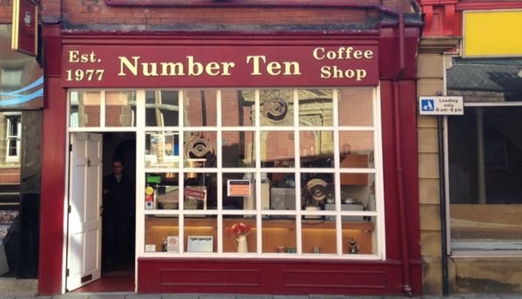 Number Ten Coffee Shop