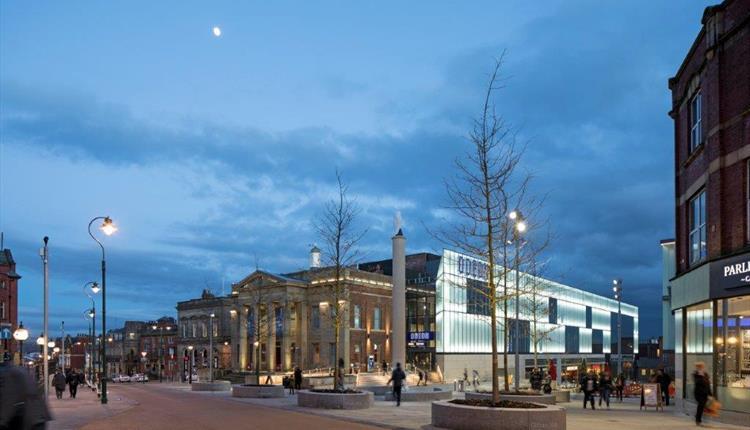 Odeon Cinema Oldham