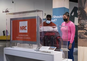 Exhibition: Aid Workers: Ethics under Fire