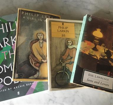 Books by Lawrence and Larkin
