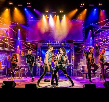 Rock of Ages on tour in 2018/2019