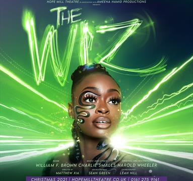 Character from The Wiz play