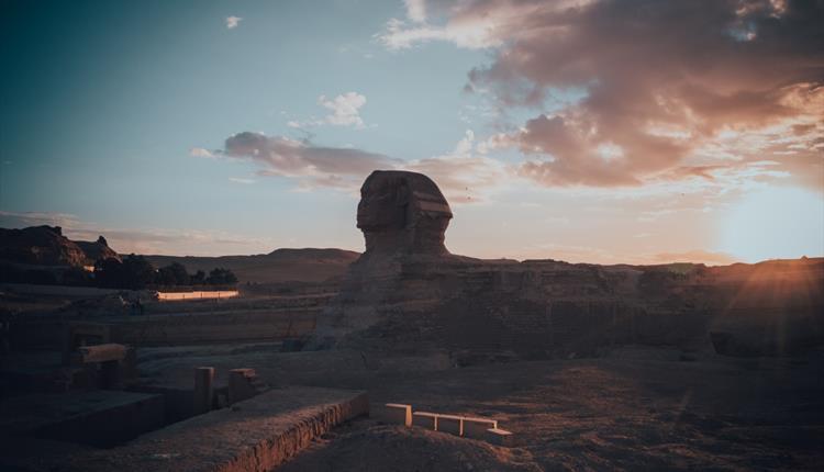 Sphynx, Egypt