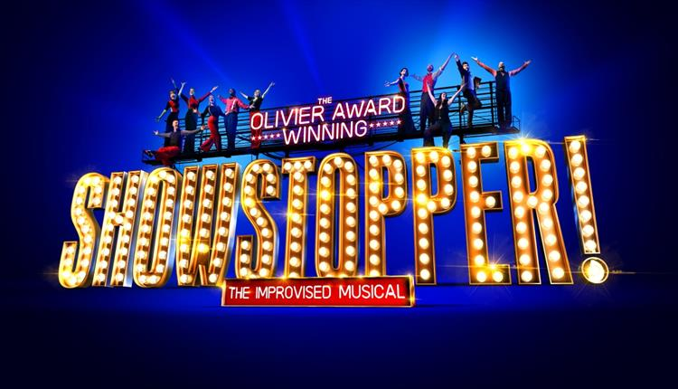 Showstopper: illuminated sign