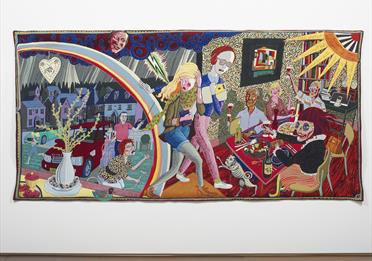 Grayson Perry Expulsion from Number 8 Eden Close 2012 © the artist. Arts Council Collection, Southbank Centre, London and British Council. Gift of the