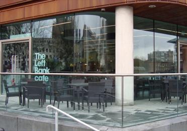 Left Bank cafe bar