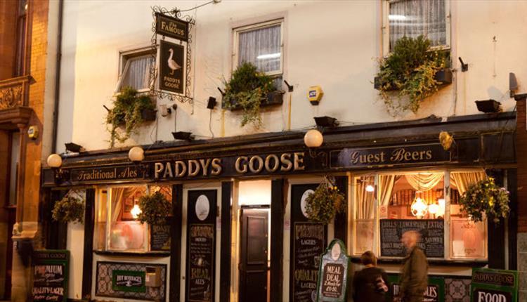 Paddy's Goose