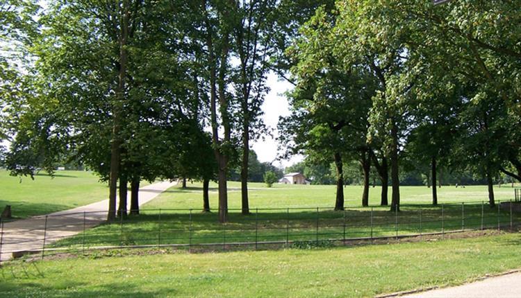 Wythenshawe Park Garden