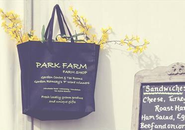 Park Farm Shop, Tearoom & Garden Centre