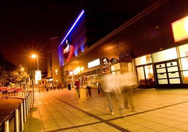 Parrs Wood Entertainment Centre