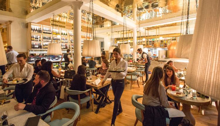 Caffe Grande Piccolino Manchester