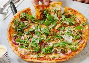 Pizza Express - Corn Exchange