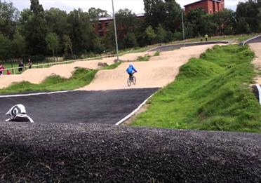 Platt Fields BMX Track