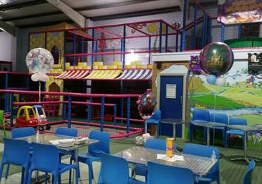 Party and Play Funhouse Ltd
