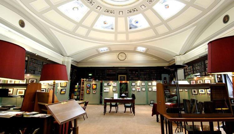 The Portico Library and Gallery