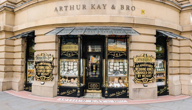 Arthur Kay Jeweller