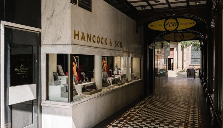 Hancocks Jeweller