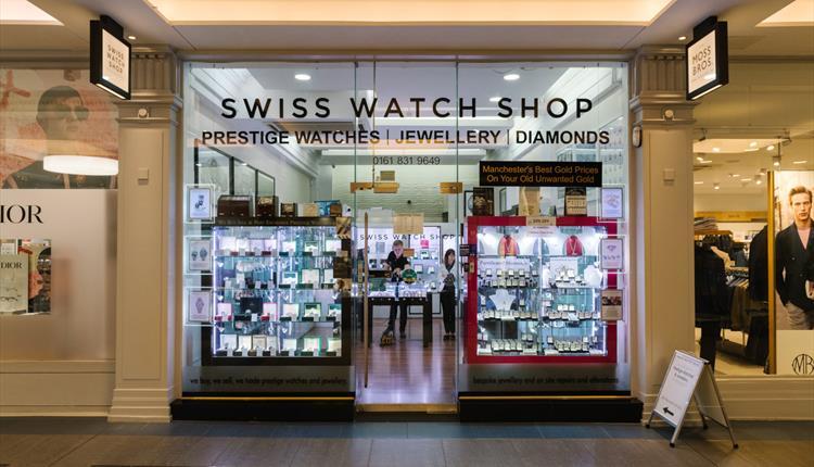 Swiss Watch Shop