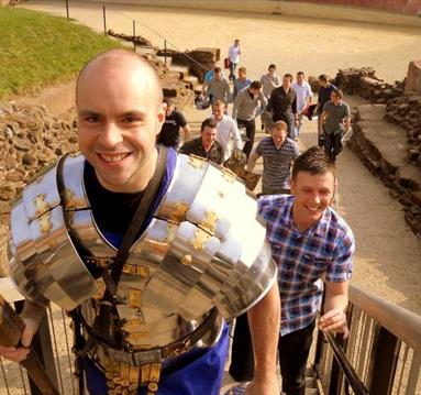 Dewa Roman Experience