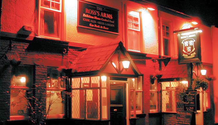 The Ross Arms