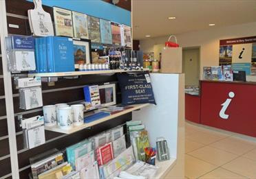 Bury Tourist Information Centre