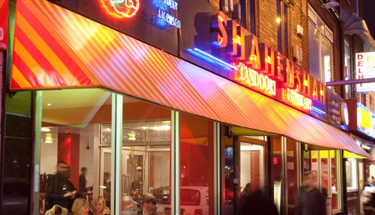 Shahenshah Restaurant