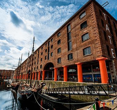 Liverpool Albert Docks