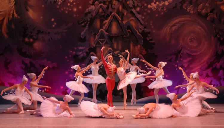 Nutcracker, Moscow City Ballet
