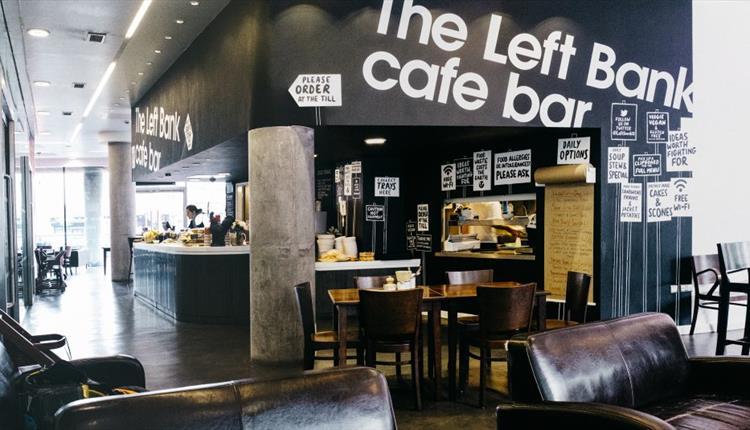 The Left Bank Café Bar