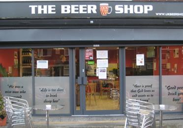 The Beer Shop
