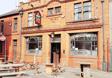 The weird magic of Manchester music venues: The Eagle