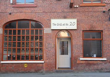 The Grill at No. 20