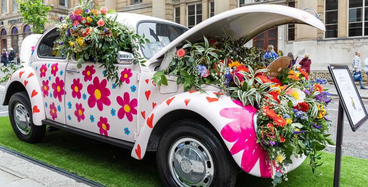 The Manchester Flower Show