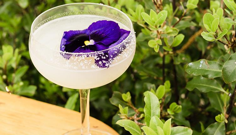 The Manchester Flower Show Cocktail Trail