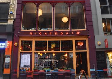 The Weird Magic of Manchester Music Venues: The Night & Day Café – 27th birthday special