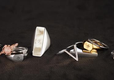 Rings by Thomas Sabo.